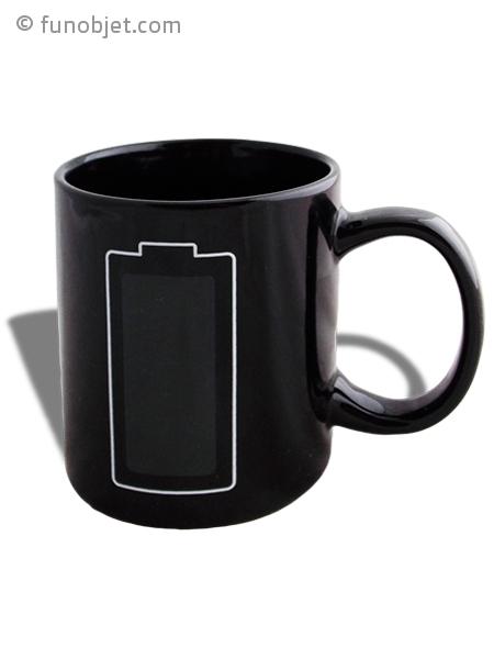 mug thermique batterie en charge avec. Black Bedroom Furniture Sets. Home Design Ideas