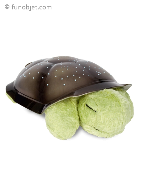 peluche tortue veilleuse projecteur toile avec. Black Bedroom Furniture Sets. Home Design Ideas